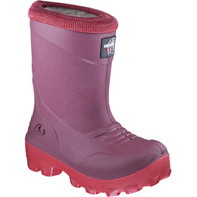 Viking Footwear Frost Fighter Saappaat Lapset, wine/dark pink